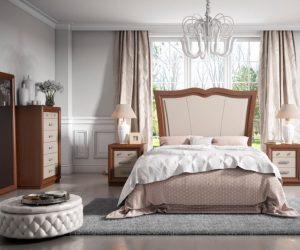 Dormitorio Florencia F05