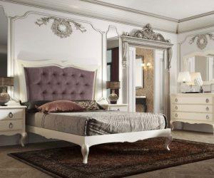 Dormitorio Bellagio F01
