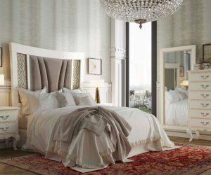 Dormitorio Bellagio F03